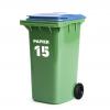 101-Container_Huisnummer_Papier