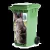 20180411 1 container bruin konijn