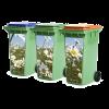 249 container_bloemen_ Madeliefjes_in_het_veld_3luik