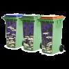 269 container_bloemen_ Madeliefjes_met_lavendel_3luik